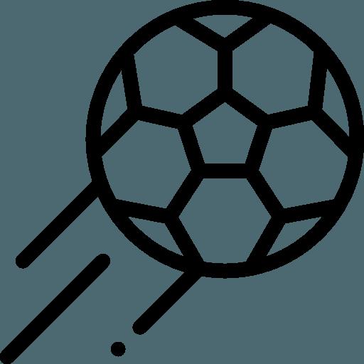 Quadra de futebol society e poliesportiva
